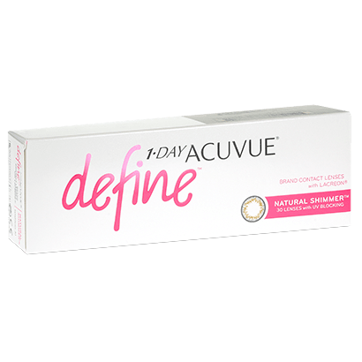 1 Day ACUVUE Define – Natural Shimmer by Johnson & Johnson (30)