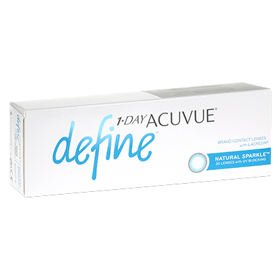 1 Day Acuvue Define – Natural Sparkle by Johnson & Johnson (30)