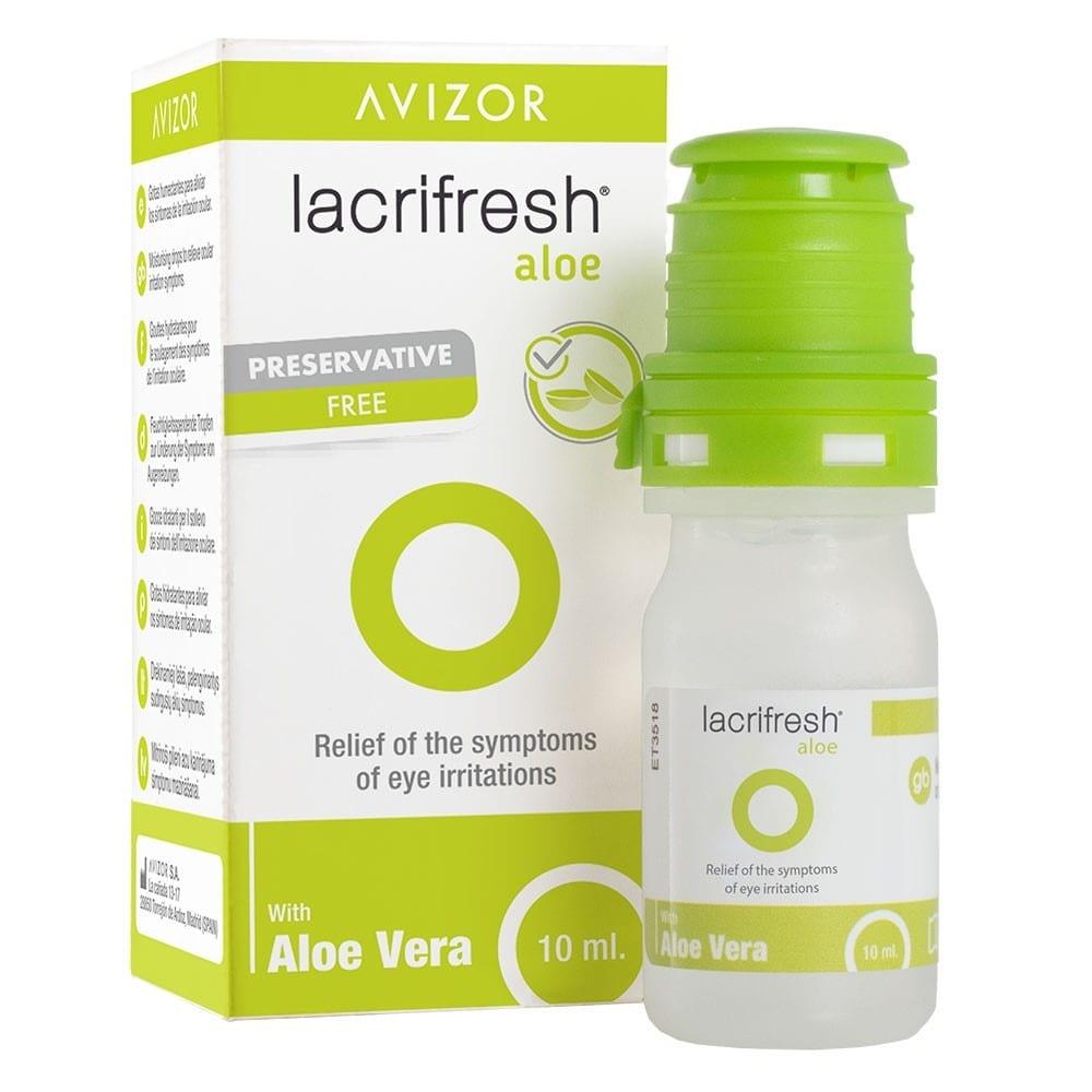 Avizor Lacrifresh Aloe   10ml Bottle