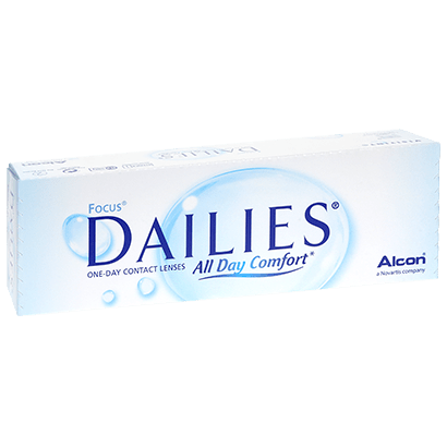 Focus Dailies All Day Comfort by Alcon (30)